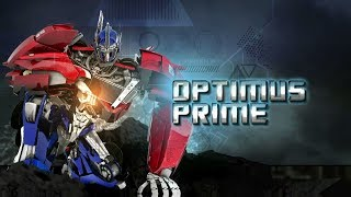 "Transformers Prime Music Video: Optimus Prime Tribute - ""Superhero"""