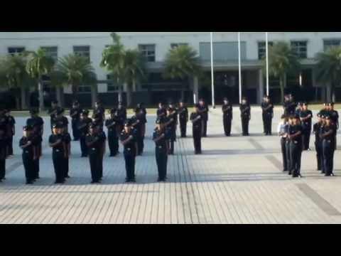 Graduation Parade Police NS