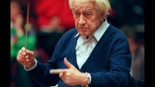 Brahms - Symphony No. 1 in C minor - IV. Più andante -- Allegro non troppo (Celibidache) Part 2