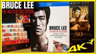 Bruce Lee Master Collection 4K Blu Ray