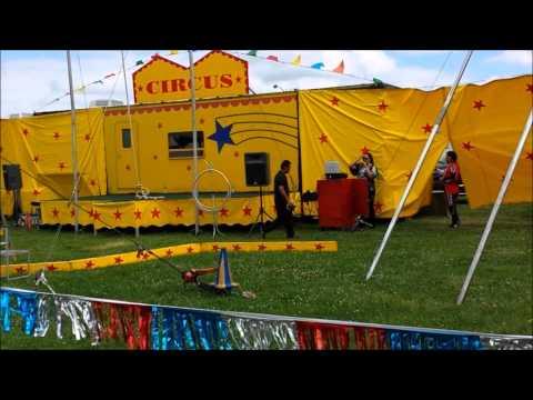 2013 Monroe County Fair Circus