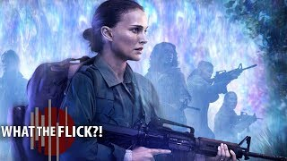 Annihilation SPOILERS - Analysis and Discussion