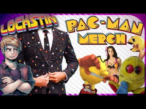 The Disgusting Awfulness That Is Pac-Man Merchandise - Lockstin