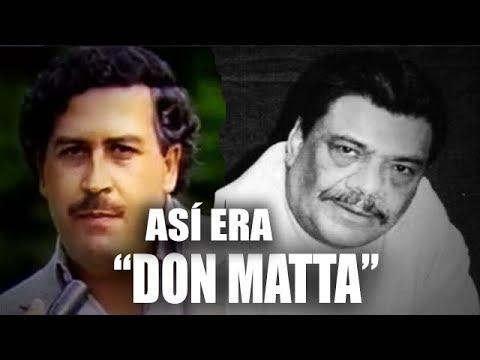 El RESPETADO SOCIO DE PABLO ESCOBAR | Ramon Matta Ballesteros