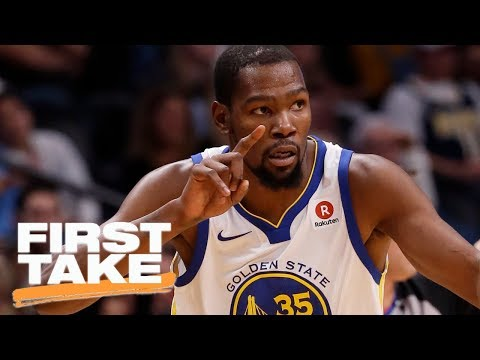 Thumbnail: First Take debates whether Warriors need Kevin Durant to win championship | First Take | ESPN