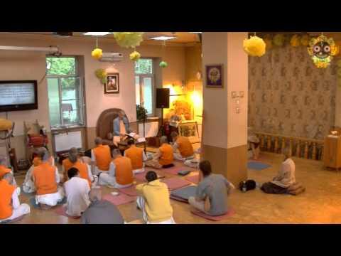 Шримад Бхагаватам 4.8.43 - Шри Гаурахари прабху