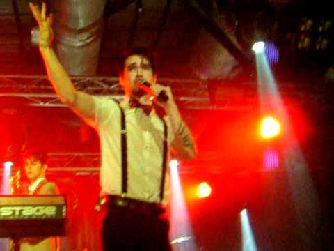 Panic!At the disco - I Write Sins Not Tragedies (9\05\2011 Moscow, Russia)