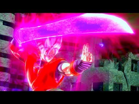 Xeno Rose ! New Goku Black Xeno For Dragon Ball Xenoverse 2