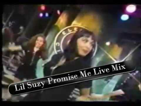 Lil SuzyPromise me Live Mix freestyle