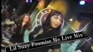 Lil Suzy   Promise me Live Mix freestyle