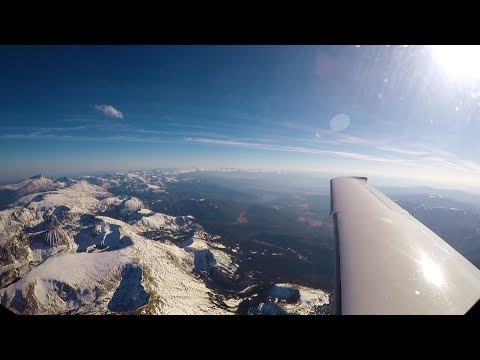 IFR Departure From Steamboat Springs, CO || Cirrus SR22T