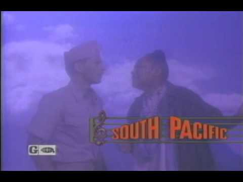South Pacific 1958 Movie