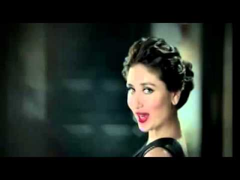 Kareena Kapoor - I Noir, Do you | Qmobile ad