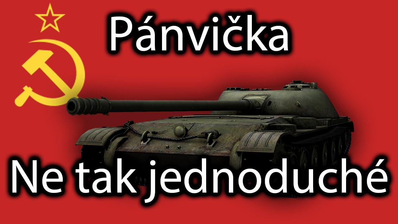 World of Tanks - Objekt 416 - Ne tak jednoduché by gottwy CZ