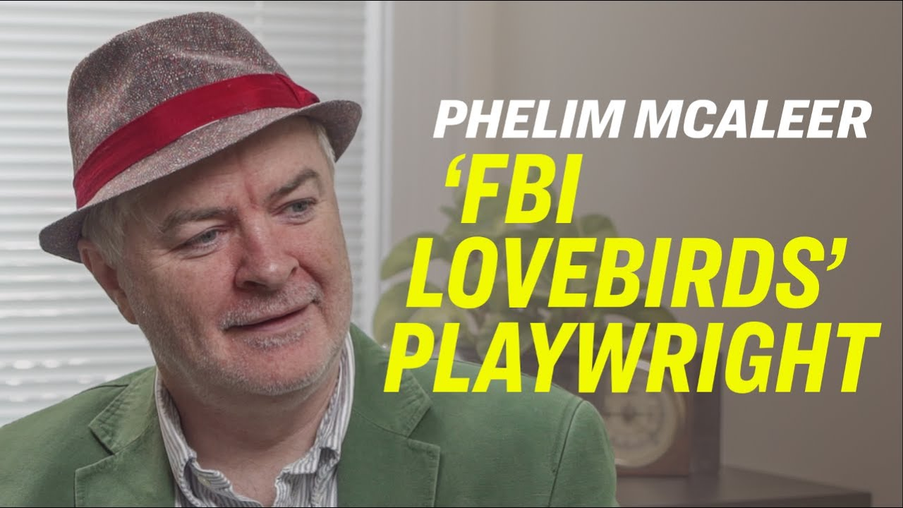 The Epoch TImes American Thought Leaders - 'FBI Lovebirds' Producer on His Hilarious Play Using Strz