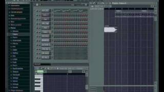 Laidback Luke-Rocking with the best remix 2007 done with FL Studio 8