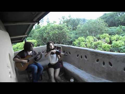 What A Wonderful World(Louis Armstrong) - Duo Sunny Violin Y Guitarra Cover