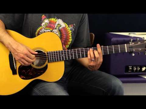 How To Play - Girl Crush by Little Big Town - Acoustic Guitar Lesson - Beginner Song - Chords