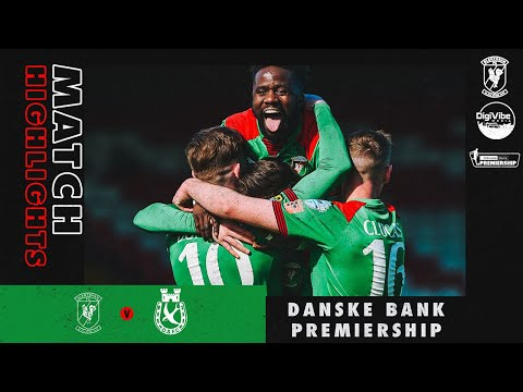 Glentoran Dungannon Goals And Highlights