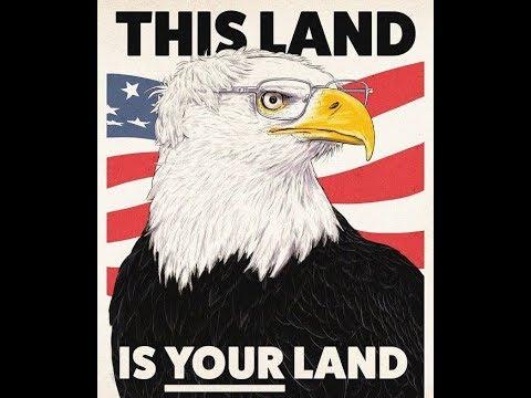 Bernie Sanders Singing This Land Is Our Land
