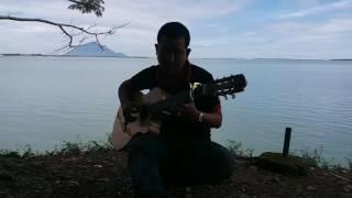 Xin thời gian ngừng trôi - Rana mona guitar
