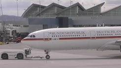 Deutsche Regierungsflieger in Las Vegas Original