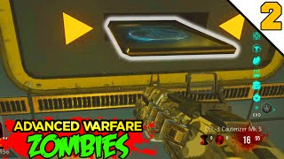 "Exo Zombies ""CARRIER"" Easter Egg Tutorial - SECRET CODE Easter Egg - Step 2 Guide (Advanced Warfare)"