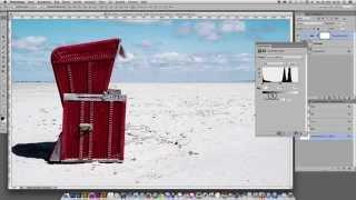 d-pixx Video-Tutorial - Roter Strandkorb in SPO