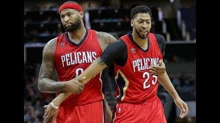 Cleveland Cavaliers Are Shopping BKN Pick For Anthony Davis Or Demarcus Cousins, Here