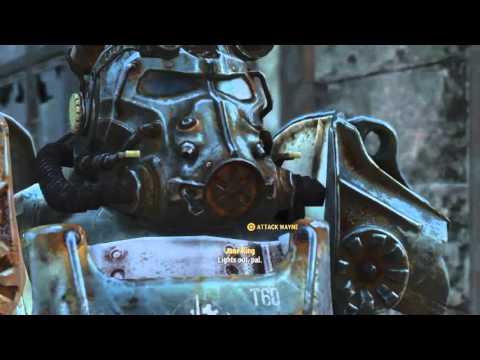 Jane King The Skull Crusher in Fallout 4 Melee (Part 15)