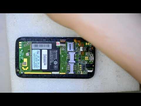 Lenovo A369 не видит SIM-карту