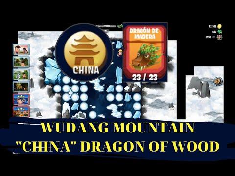 DIGGY'S ADVENTURE WUDANG MOUNTAIN (CHINA DRAGON OF WOOD)