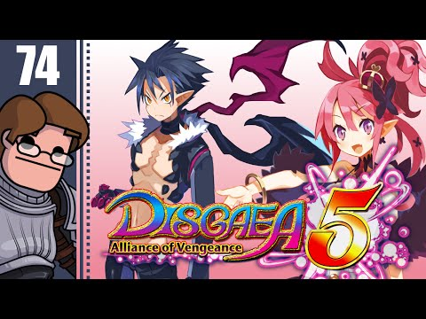 Let's Play Disgaea 5: Alliance of Vengeance Part 74 - Void D