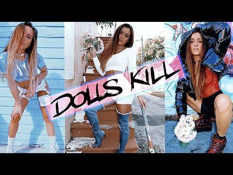 dolls-kill-haul!!-(winter-wonderland)-#dollskill