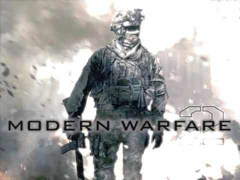 CoD: Modern Warfare 2 Soundtrack - Airport Stalk