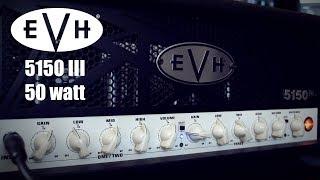 EVH 5150III 50 watt 6L6