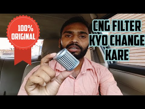 CNG filter replacement/choudhary tech vlog