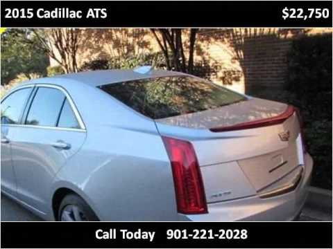 2015 cadillac ats used cars olive branch ms - youtube