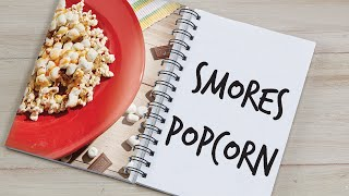 Smores Popcorn Recipe