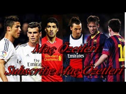 ● Ronaldo ● Messi ● Balotelli ● Bale ● Rooney ● Hazard ● Neymar ● İbrahimoviç ● Suarez ● [HD]