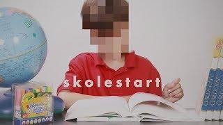 Reklame for Skolestart