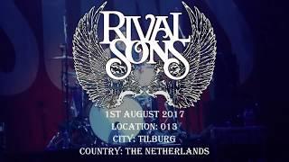 Rival Sons, 2017-08-01, Hollow Bones Pt.2, 013, Tilburg