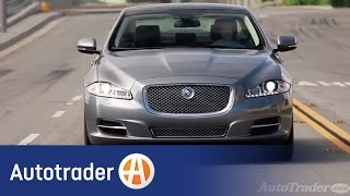 2014 Jaguar XJL Supercharged | 5 Reasons to Buy | AutoTrader