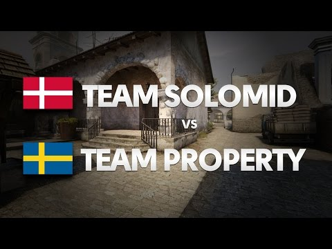 Team Property vs. Team SoloMid Map 2, Grand Final @ 99Damage Masters by ceh9