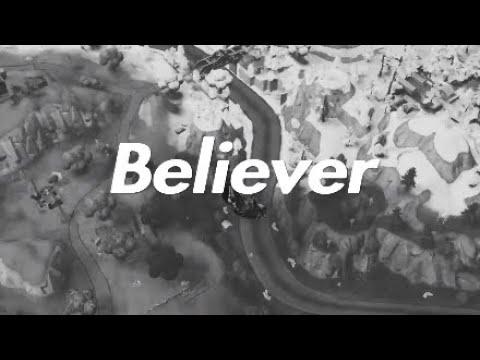 Fortnite Montage - Believer | Kills Music Sync