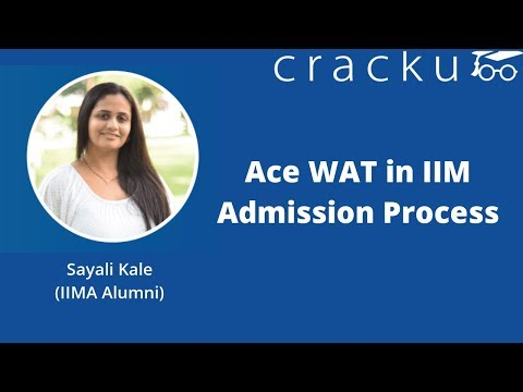 How to prepare for WAT in IIM Admission Process 2019