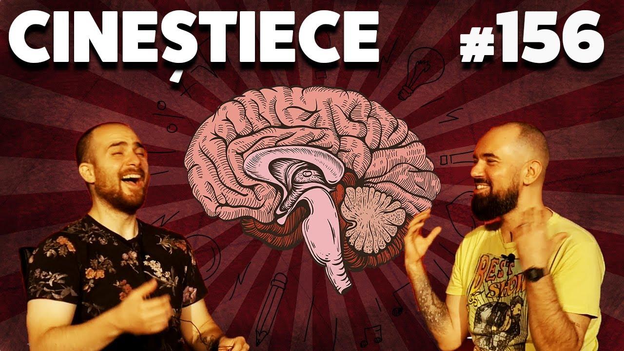 #156   Creierul e prost, face ce-i spui   CINEȘTIECE Podcast cu Teo și Victor Băra