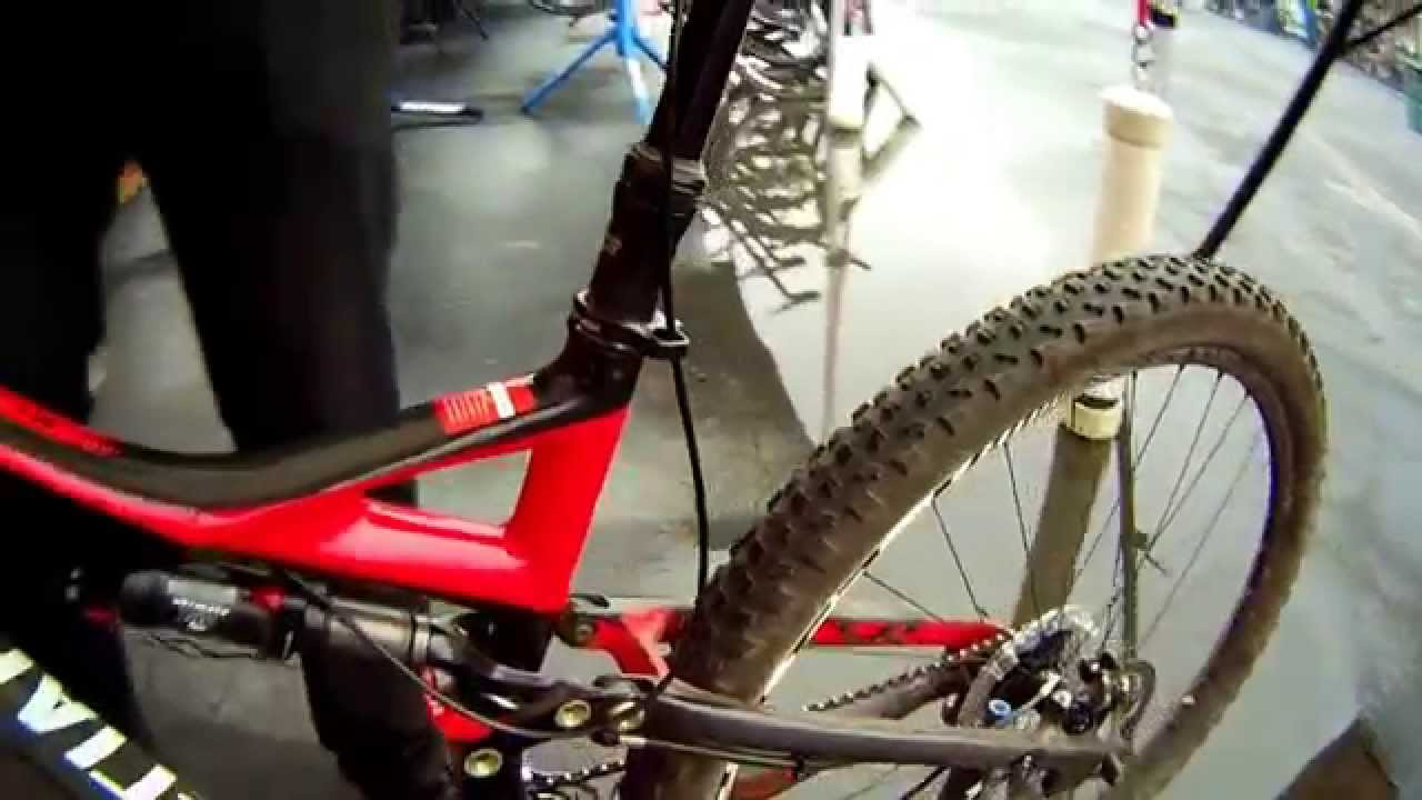 2013 Specialized Stumpjumper FSR Expert 29 @ Southeast Bike Expo