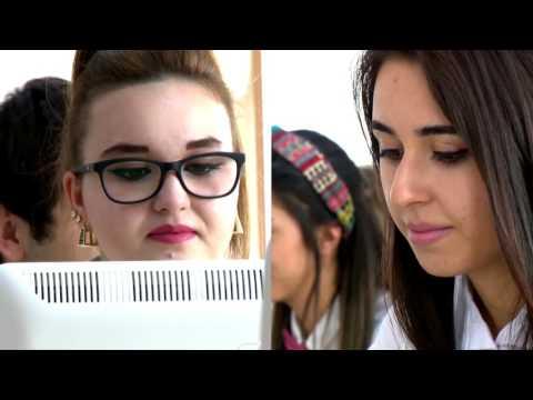 Nakhchivan University promotion video