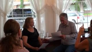 Robert Fuller Fandom Party - Laramie Audition #1 of 3
